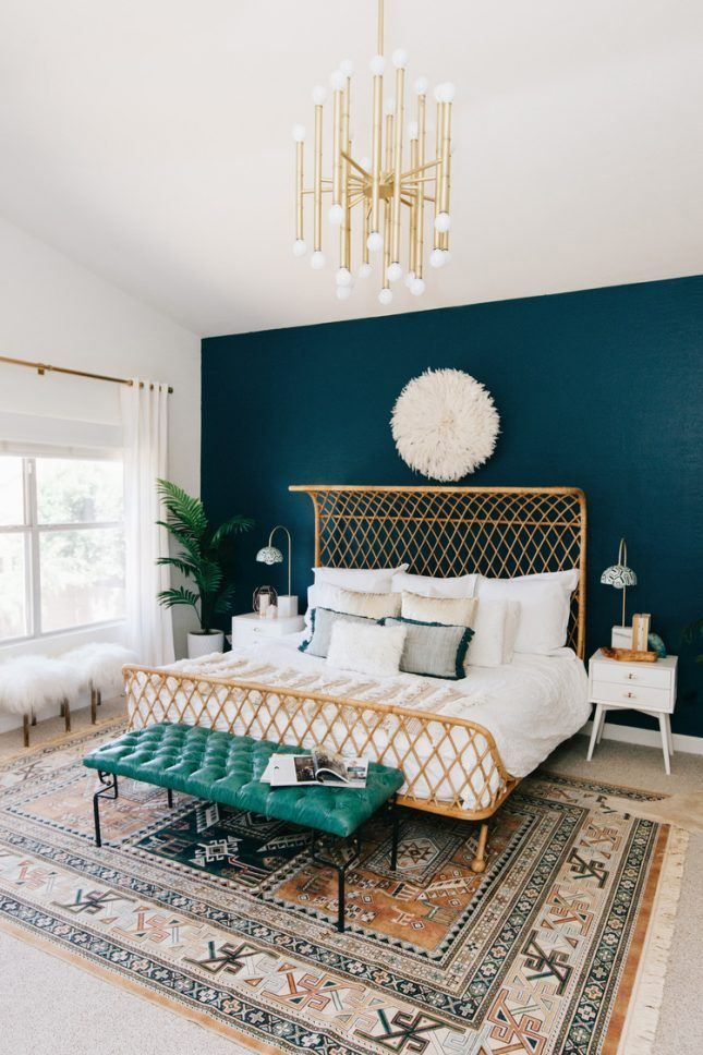 Awesome Options For A Bedroom Accent Wall